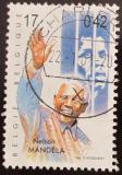 Poštovní známka Belgie 1999 Nelson Mandela Mi# 2918