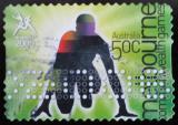 Poštovní známka Austrálie 2006 Hry Commonwealthu Mi# 2530