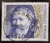 Poštovní známka Rakousko 1997 Johannes Brahms Mi# 2218