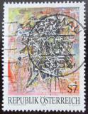 Poštovní známka Rakousko 1998 Umění, Staudacher Mi# 2268