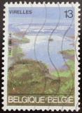 Poštovní známka Belgie 1987 Jezero Virelles Mi# 2307