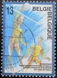 Poštovní známka Belgie 1987 ME ve volejbalu Mi# 2312