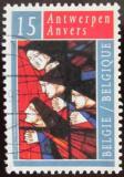 Poštovní známka Belgie 1993 Umění, Eugeen Yoors Mi# 2551