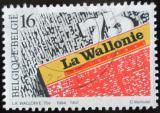 Poštovní známka Belgie 1994 Noviny La Wallonie Mi# 2600