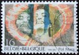 Poštovní známka Belgie 1995 Moderní umění Mi# 2655