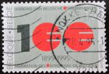 Poštovní známka Belgie 1995 Výročí Mi# 2639