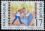 Poštovní známka Belgie 1997 Kameník Mi# 2773