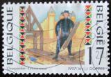 Poštovní známka Belgie 1997 Tesař Mi# 2775