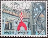 Poštovní známka Belgie 1999 Komiks Mi# 2897