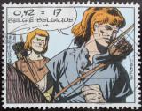 Poštovní známka Belgie 1999 Komiks Mi# 2901