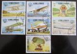 Poštovní známky Svatý Tomáš 1983 Letectví Mi# 830-36 Kat 19€