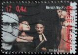 Poštovní známka Belgie 2000 Bertolt Brecht Mi# 3006