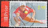 Poštovní známka Belgie 2003 Tenis, Kim Clijsters Mi# 3275