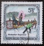Poštovní známka Rakousko 1993 Folklór Mi# 2101