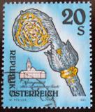 Poštovní známka Rakousko 1993 Umělecká díla, kostely Mi# 2109