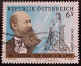 Poštovní známka Rakousko 1995 Franz von Suppe Mi# 2167