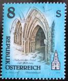 Poštovní známka Rakousko 1995 Umělecká díla, kostely Mi# 2169