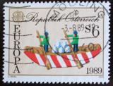 Poštovní známka Rakousko 1989 Evropa CEPT Mi# 1956