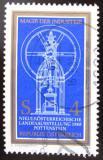 Poštovní známka Rakousko 1989 Parní motor Mi# 1954