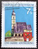 Poštovní známka Rakousko 1990 Anthering Mi# 1986