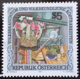 Poštovní známka Rakousko 1991 Folklór Mi# 2042
