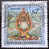 Poštovní známka Rakousko 1999 Zvyky a obyčeje Mi# 2299