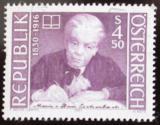 Poštovní známka Rakousko 1991 Marie Eschenbach Mi# 2020