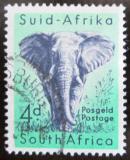Poštovní známka JAR 1954 Slon Mi# 244