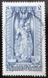 Poštovní známka Rakousko 1969 Socha, Madona Mi# 1286