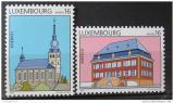 Poštovní známky Lucembursko 1997 Pamětihodnosti Mi# 1414-15