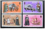 Poštovní známky Jersey 1977 Nemocnice sv. Jana Mi# 164-67