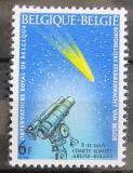Poštovní známka Belgie 1966 Kometa Arend-Roland Mi# 1432