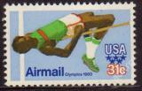 Poštovní známka USA 1979 LOH Moskva Mi# 1405