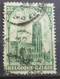 Poštovní známka Belgie 1928 Katedrála St. Rombaut Mi# 246