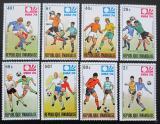 Poštovní známky Rwanda 1974 MS ve fotbale Mi# 626-33