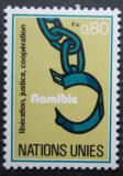 Poštovní známka OSN Ženeva 1978 Ochrana Namíbie Mi# 75