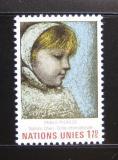 Poštovní známka OSN Ženeva 1971 Umění, Pablo Picasso Mi# 21