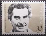 Poštovní známka Portugalsko 1990 Francisco Sá Carneiro, politik Mi# 1847