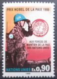Poštovní známka OSN Ženeva 1989 Mírové síly OSN Mi# 175