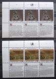 Poštovní známky OSN Ženeva 1992 Lidská práva Mi# 223-24