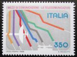 Poštovní známka Itálie 1986 Komunikace Mi# 1978