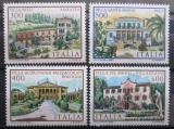 Poštovní známky Itálie 1985 Vily Mi# 1940-43 Kat 8.50€