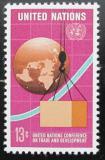 Poštovní známka OSN New York 1976 Konference UNCTAD Mi# 295
