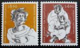 Poštovní známky OSN Vídeň 1984 Budoucnost uprchlíků Mi# 43-44