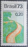 Poštovní známka Brazílie 1973 Silnice Graciosa Road Mi# 1373
