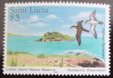 Poštovní známka Svatá Lucie 1985 Ptáci Mi# 774 Kat 5€