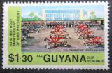 Poštovní známka Guyana 1983 Palác mládeže Mi# 905