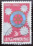 Poštovní známka Lucembursko 1965 Rotary Intl. Mi# 709
