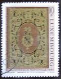 Poštovní známka Lucembursko 1985 Národní knihovna Mi# 1137