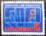 Poštovní známka Lucembursko 1987 Mezinárodní veletrh Mi# 1172